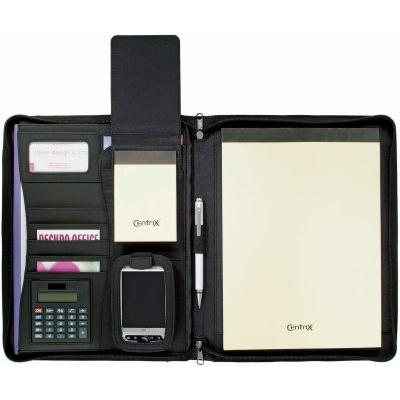 Image of Wave A4 Zipper Portfolio