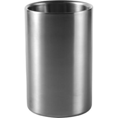 Image of Stainless steel wine cooler