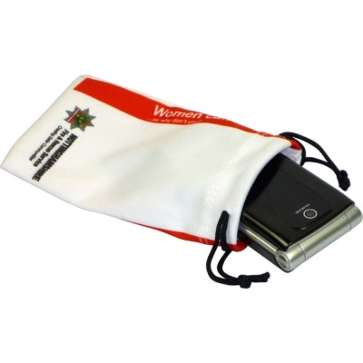 Image of Microfibre Phone Pouch
