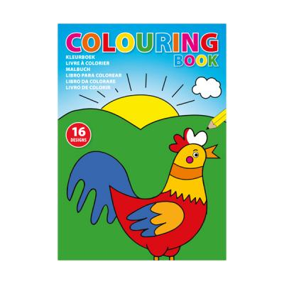 Image of A4 Children's colouring book.
