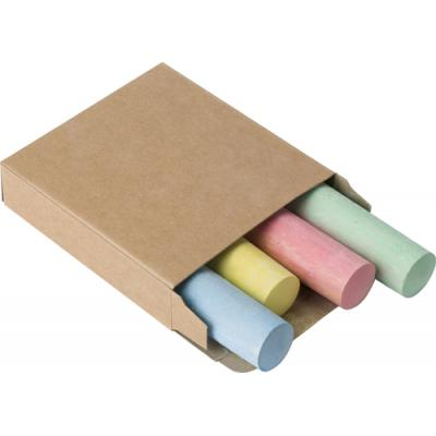 Image of Set of sidewalk chalk