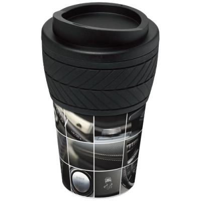 Image of Brite-Americano® tyre 350 ml insulated tumbler