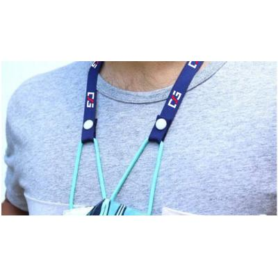 Image of Mask Holder Lanyard